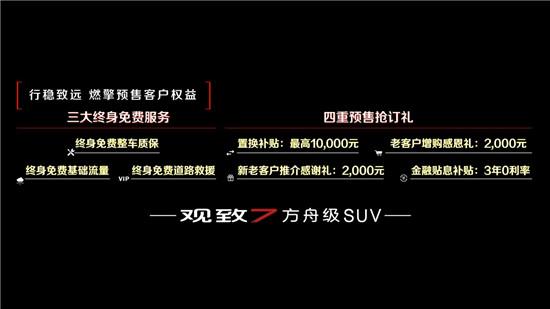 """经济日报-中国经济网 """"大观天下 能者致远"""":观致7公布预售价格:10.98万-16.18万元"""